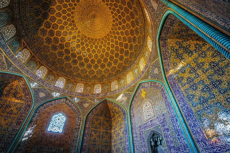 Meydan-e Naqsh-e Jahan, Esfahan, Iran, Lottfollah,