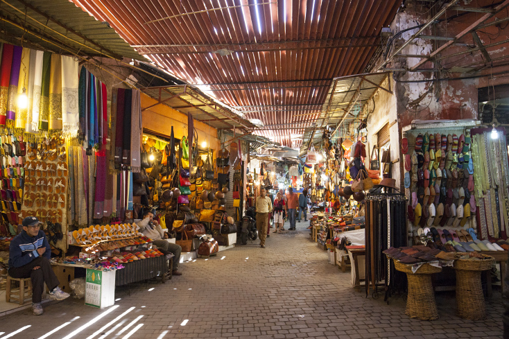 Marrakesh, Marokko