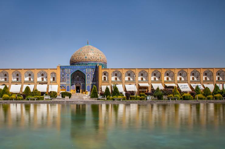 Meydan-e Naqsh-e Jahan, Esfahan, Iran, Lotfollah