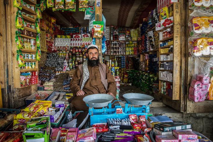 Wakhan, Ishkashim, Afghanistan, Bazar