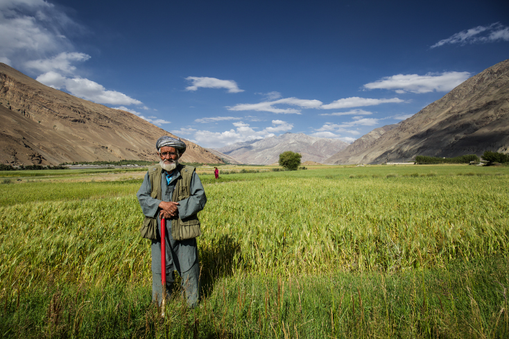 Afghanistan, Wakhan, Pamir