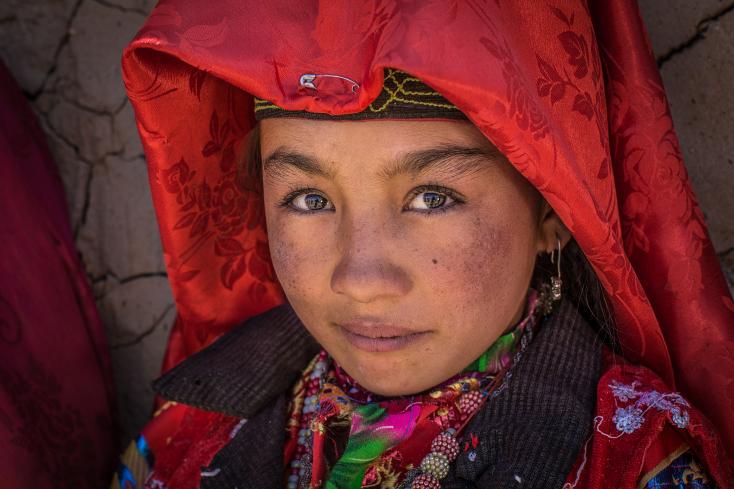 Kirgisen des kleinen Pamirs in Afghanistan, Wakhankorridor