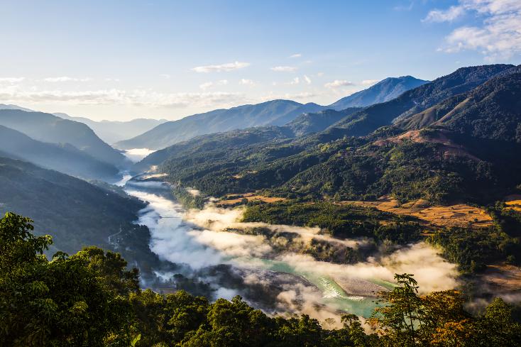 Arunachal, Indien
