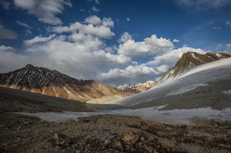 Kleiner Pamir in Afghanistan, Wakhankorridor