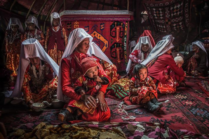 Kirgisische Hochzeit in Afghanistan, Großer Pamir, Wakhan, Priska Seisenbacher