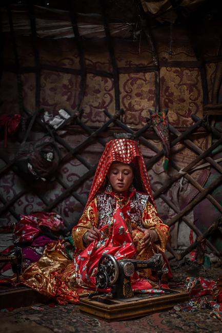 Kirgisische Hochzeit in Afghanistan, Großer Pamir, Wakhan,