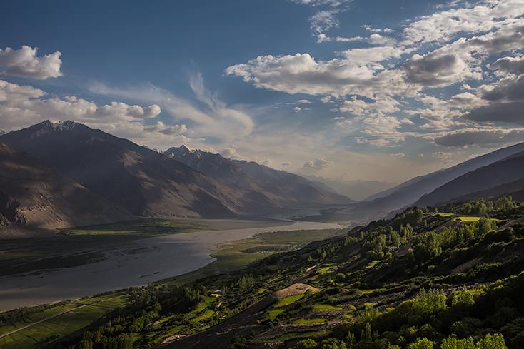 Wakhan, Tadschikistan, Afghanistan, Pamir,